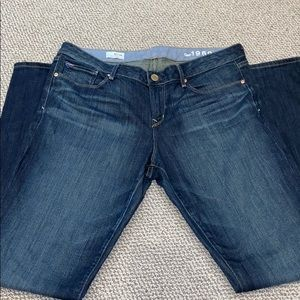 GAP Sexy Boot Cut Jeans